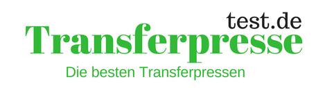 Beste Transferpressen